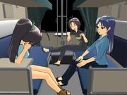 寝台列車の旅
