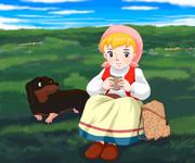 牧場の少女カトリ