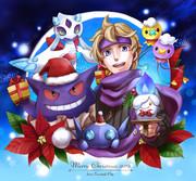 おばけクリスマス