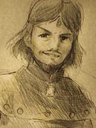 【らくがき】クロトワさんを描いてみました
