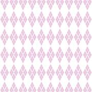 【フリー素材】和柄-ひし形【透過png】