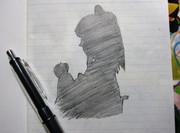 霊夢 (影絵)