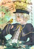 Oliverポストカード