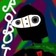 ラピ。タのロボット兵