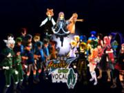 【第10回MMD杯予選】劇場版 イナズマイレブン VS VOCALOID【MMDイナイレ】