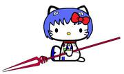 キティ・ホワイト×綾波レイ 【TYPE02】