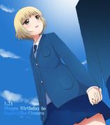 ゆるゆり:Happy Birthday to 撫子さん!2013