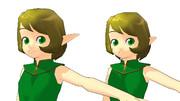 【MMD】エルフ耳の長さを変更できるようにしたよ【PMCA】