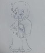 ロリ琴浦さん(アナログ)