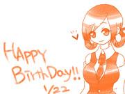 駒音クウ誕生日おめでとう!