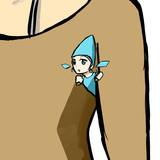 【ドリクリ】わきの妖精