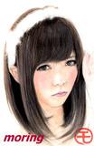 ニコ生でAKB48✩島崎遥香ちゃんを描いてみた✩