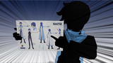 KAITO V3 の衣装詳細が公式サイトで発表されました!