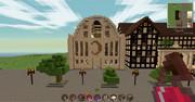 図書館建設中(完成)