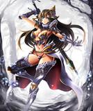 風雪の騎士