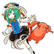 映姫「行けっ!コマチュウ!!」コマチュウ「コマチュー!コッマァッ!!」