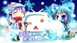 雪でもニコニコ*^^*