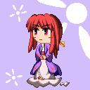 ドット絵で小兎姫