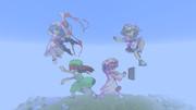 【Minecraft】 東方非想天則 紅魔館メンバー勢 【マインクラフト】