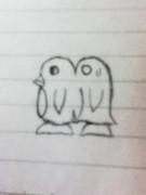 [悲劇]俺はペンギンしか書けない4[後ろ]