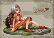人形少女リヴィー