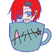 ASH描かせていただいたです。