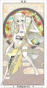 斧の女神様