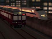 【RailSim】阪急vs300系