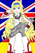 イギリス淑女とドイツ銃