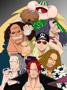 赤髪海賊団