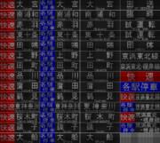 JR東日本E233系1000番台LED表示