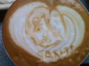 Latte Art - Sanji