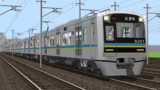 【RailSimⅡ】篠ノ之製作所から千葉NT鉄道9200形落成。