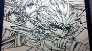 【切り絵】魔法騎士レイアース