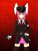 ナチス親衛隊と化したUDNG姉貴