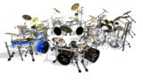 作ったドラムセット集めてみた。