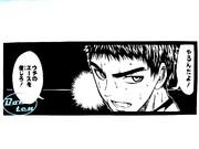 【切り絵】笠松幸男【黒子のバスケ】