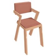 鹿目家の椅子