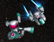 直球表題ロボットアニメのモリ:飛行形態(嘘)