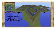 【Minecraft】星型多角要塞「シュテルニア」①