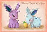 ニドランのバレンタイン