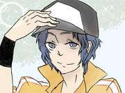 真田くんの帽子