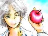 アウトオブエデン・リンゴのシーン:越安 たかし