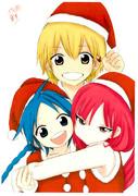 マギ クリスマス