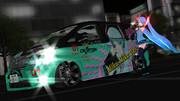 【MMD】ヴェルファイア痛車を作ってみたよっ【MMM】