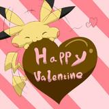 バレンタインだからチョコを食べさせてみたよ