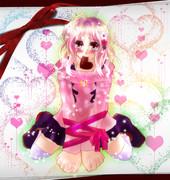 ユイちゃんのバレンタイン