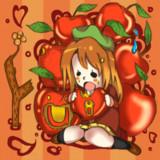 ♥りんごに囲まれて♥