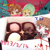 【SAKABA】チョコ【バレンタイン】