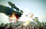 ~Minecraft~ 飛空艇の戦い